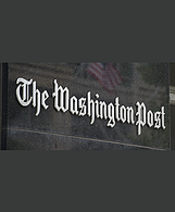 The Washing Post Logo