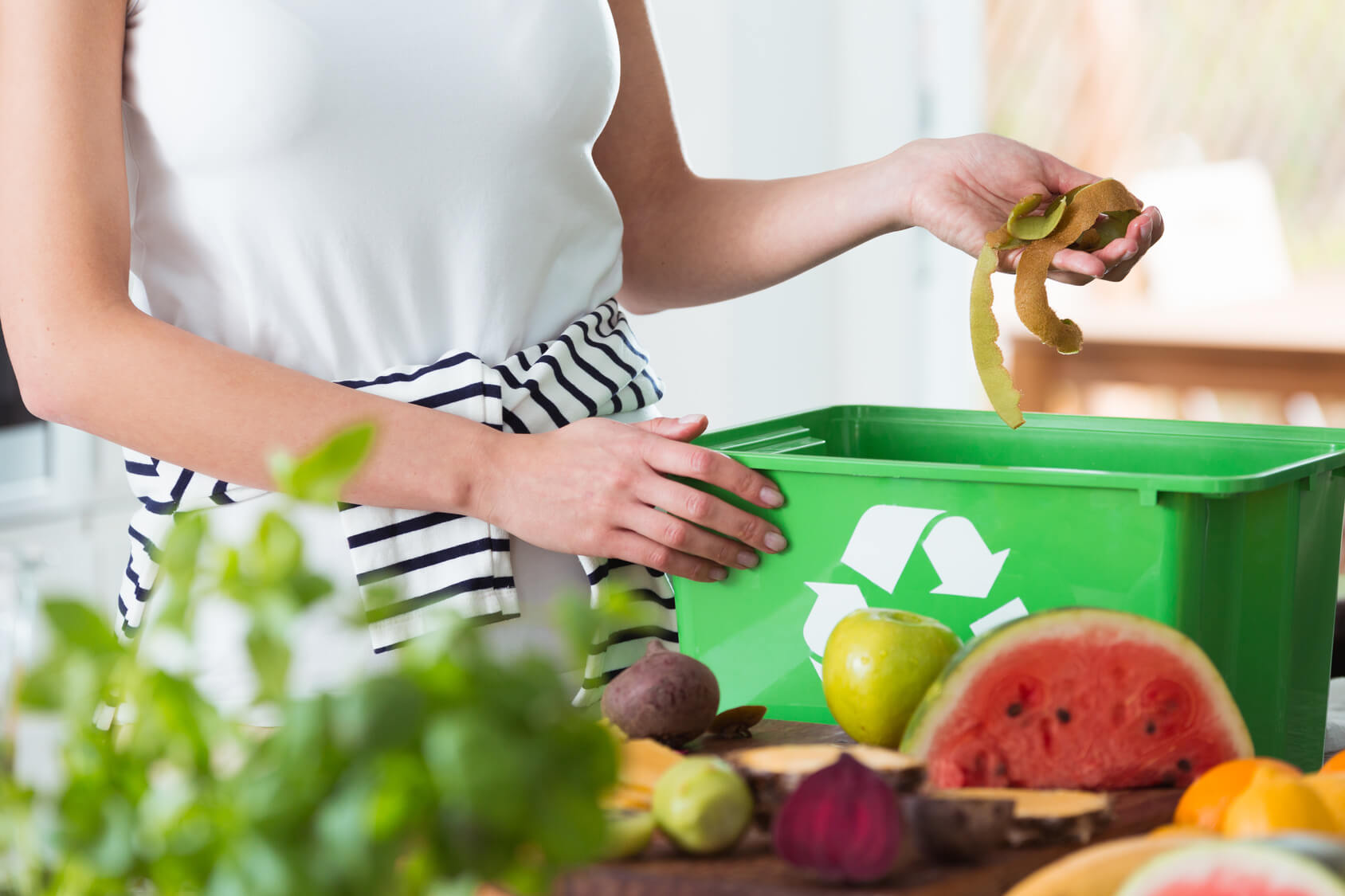 5 Ways To Be Environmentally Friendly In The Kitchen